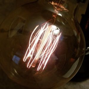 NWT EDISON LIGHTBULBS